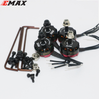 4set Lot Original Emax RS2205 2300KV 2600KV Brushless Motor For FPV Quad Racing QAV Race 2