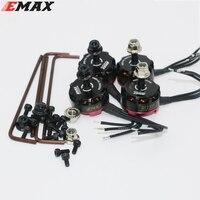 4set Lot Original Emax RS2205 2300KV 2600KV Brushless Motor For FPV Quad Racing QAV Race 2