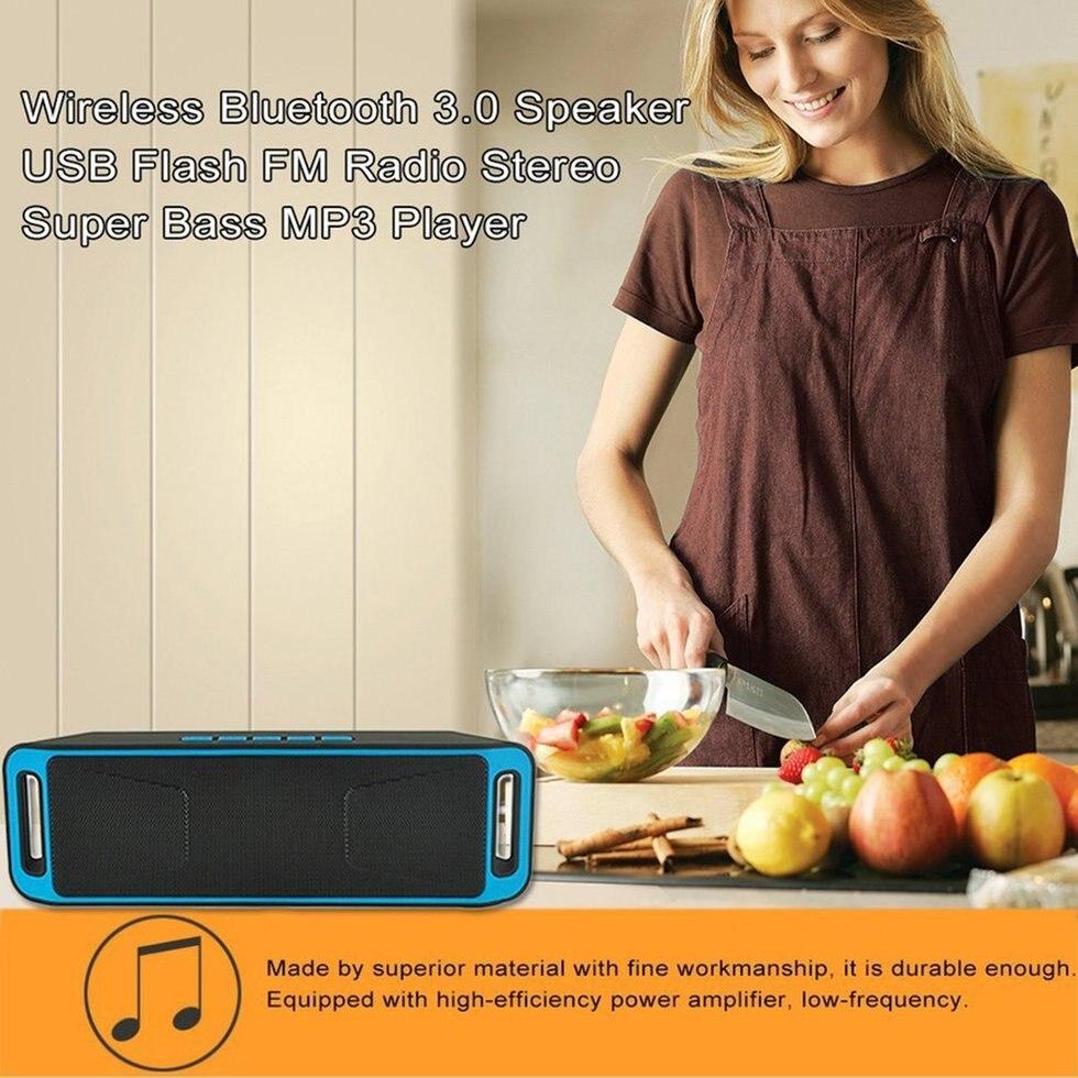 5 pz Stereo Altoparlante Senza Fili di Bluetooth 3.0 USB Flash Super Bass Y30 MP3 Lettore5 pz Stereo Altoparlante Senza Fili di Bluetooth 3.0 USB Flash Super Bass Y30 MP3 Lettore