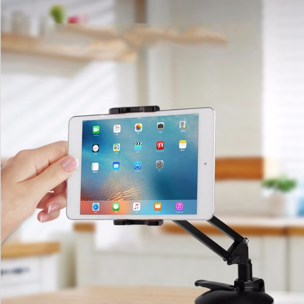 Universal seat Car Suction Mount Stand Holder Adjustable for 7\