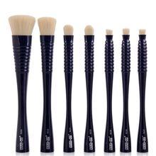 7pcs/set Blending Smooth Makeup Brushes Kits Waistline Kit Makeup Professional Cosmetic Brush Blush Makeup Beauty Tool