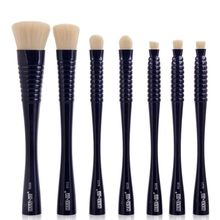 Professional 5 Pcs Waistline Makeup Face Brushes 10 Set Flat Foundation Blusher Cosmetic Brush Tools