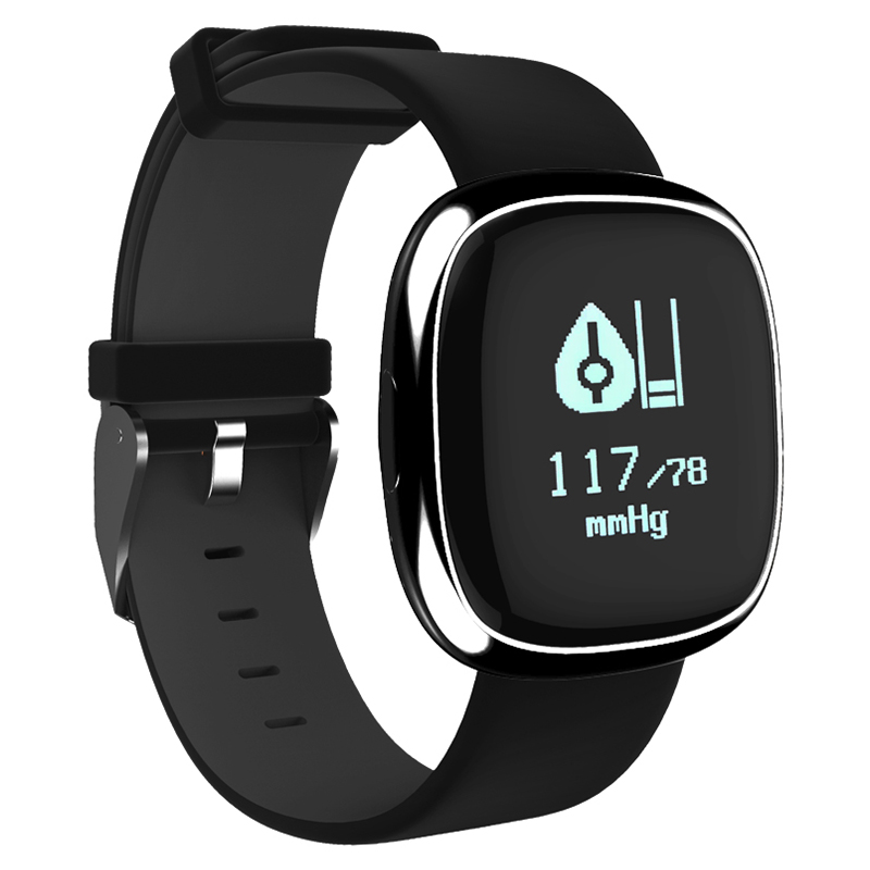 2018 Smart Band Watch P2 Blood Pressure Heart Rate Monitor Smart Bracelet Pedometer Sleep Fitness Tracker for Android IOS