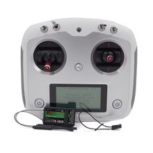 FS-I6S FS I6S Flysky Quadcopter Transmitter Controller Set 10CH 2.4G RC with Receiver FS-iA6B or FS-IA10B Aricraft Helicopter