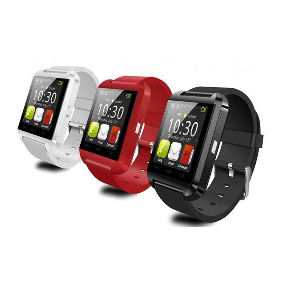 OGV-U8 Smart Watch Bluetooth SmartWatch mp3 для <font><b>Apple</b></font> телефон android часы PK dz09 gt08 Smart портативных устройств часы