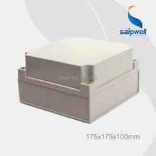 Saip waterproof terminal box,plastic waterproof box ip66 175*175*100mm
