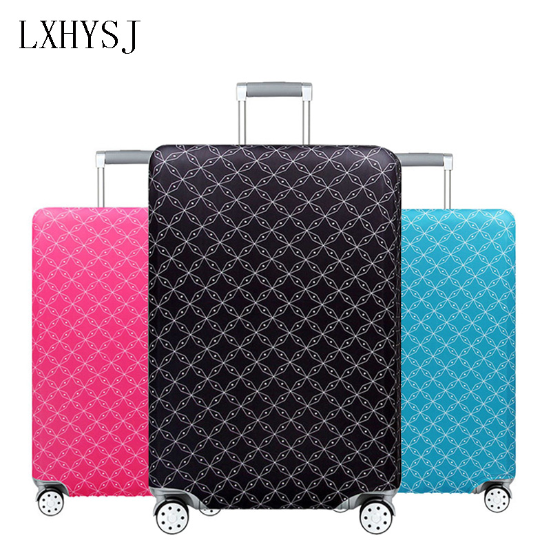 Elasticity Luggage Cover Luggage Protective Covers  Suitable18-32 Inch  Suitcase Cover Suitcase Dust Cover Travel Accessories