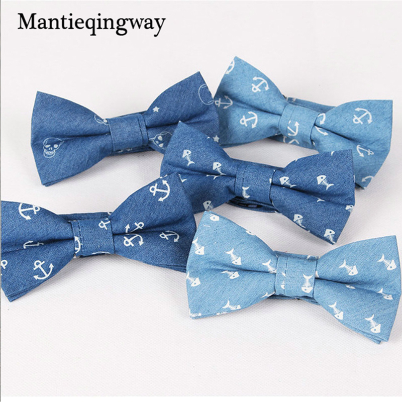 Mantieqingway Retro Trendy Business Suit Cotton Bow Tie For Men Casual Male Solid Cravats Newest Mens Bowties For Wedding Party