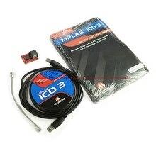 MPLAB ICD3 (DV164035) デバッガ/エミュレータ/プログラマ