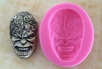 New Arrival 3D Classic Characters Silicone Fondant Cake Chocolate Decorating Molds Children's Favorites Cake Baking Tools FM363