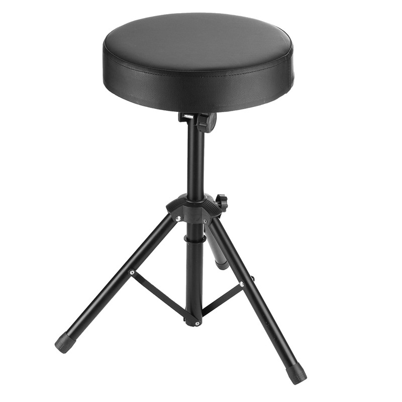 все цены на Pro Quality Folding Music Guitar Keyboard Drum Stool Rock-Band Piano Chair Seat Sports & Entertainment