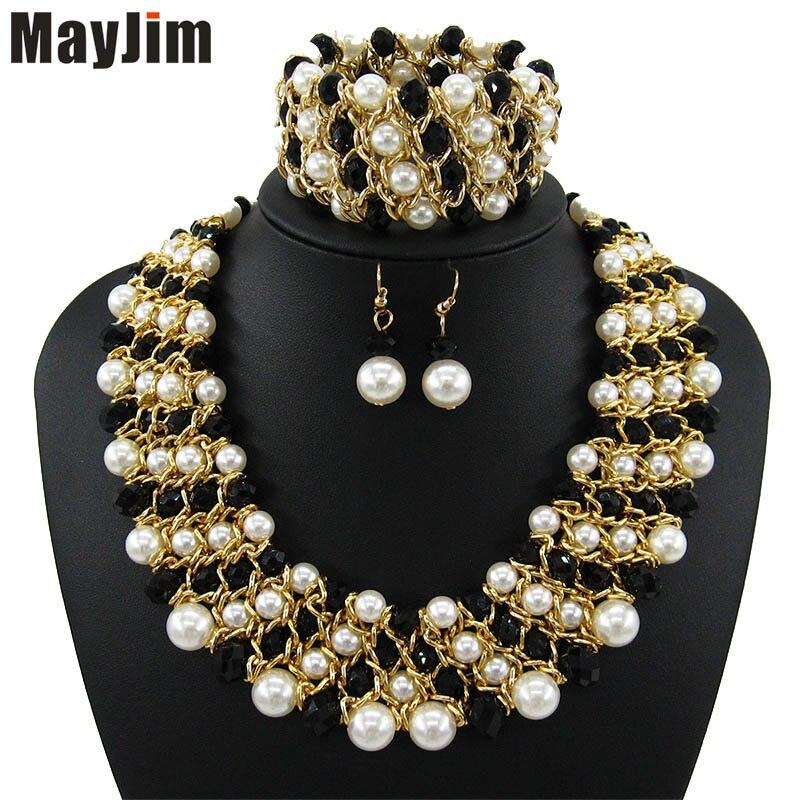 MayJim Statement намисто 2018 модних ювелірних - Модні прикраси - фото 5