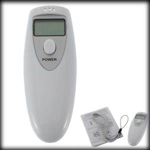 Breath-Alcohol-Analyzer Digital in by Or Fedex 200pcs Lcd-Display DHL Two-Units:%Bac--G
