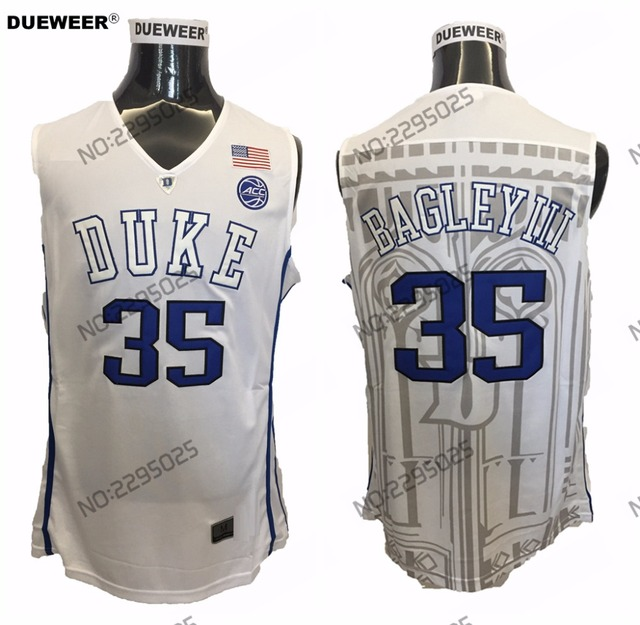 a21b4d9110da duke blue devils 35 marvin bagley iii black basketball elite stitched ncaa  jersey