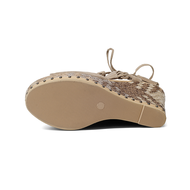 216fccdaa4e76f En Doratasia Bonne Chaussures Femme Qualité Cuir Occasionnels Nouvelle  Compensées Talons Sandales Solide Noir camel Zip ...