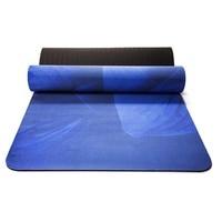 183cm*61cm*0.5cm Professional Slip proof Yoga Nat for Fitness Cushion Quality Gymnastics Exercise Matress Sport Carpet Strap