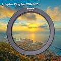 Zomei 67 mm 72 mm 77 mm 82 mm 86 mm anillo adaptador para Zomei sostenedor de múltiples funciones