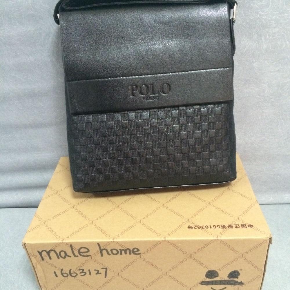 Aliexpress.com : Buy New designer man bags leather satchel ...