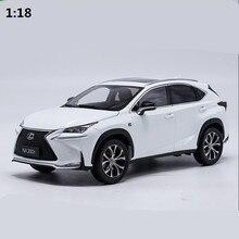 Высокая моделирования LEXUS NX200T Коллекция Модель 1:18 advanced сплава автомобиля, литья под давлением Металл игрушечный автомобиль, беспла