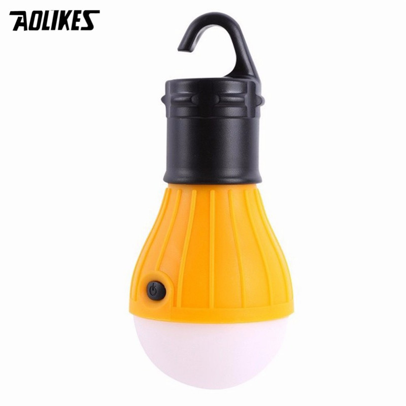 Outdoor Waterproof Portable Tent lamp LED Bulb Light COB Emergency camping Lantern for Mountaineering activities Backpacking