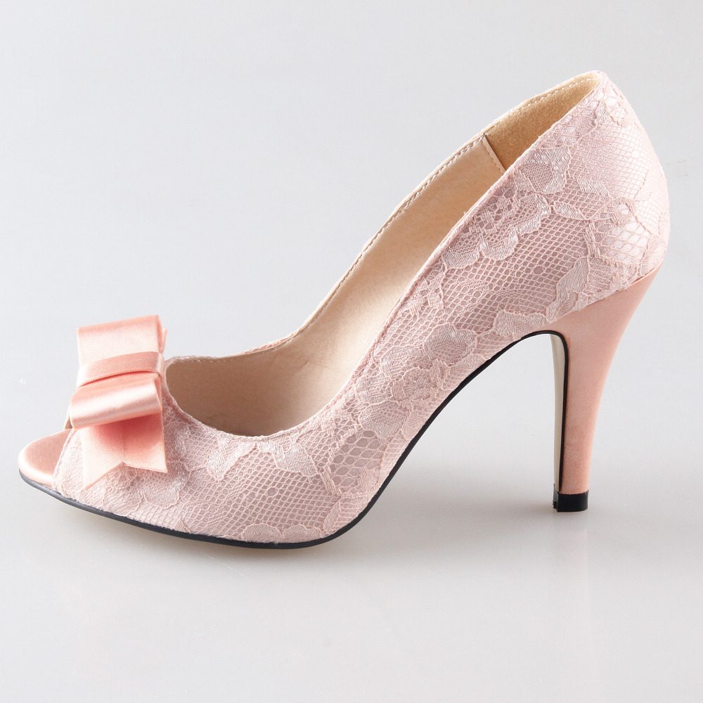 Compare Prices on Nude Bow Heels- Online Shopping/Buy Low Price