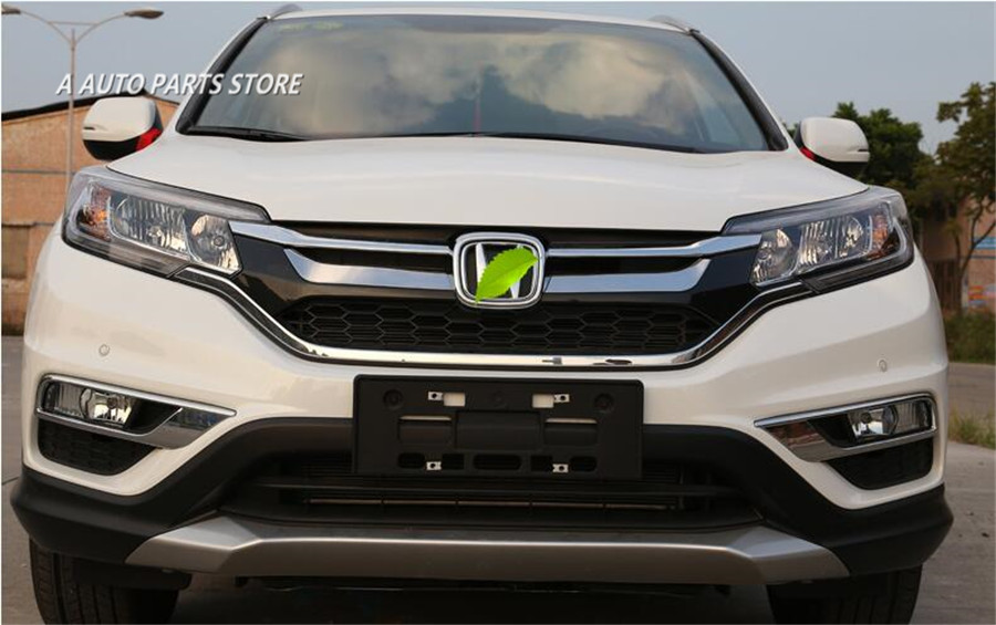 NEW HONDA CR-V 2010-2011 FRONT CENTER GRILLE WITH CHROME