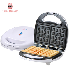 Waffle Maker Mini Egg Waffle Machine Kitchen Appliances With toaster manual multi-function Household intelligent sanduicheira