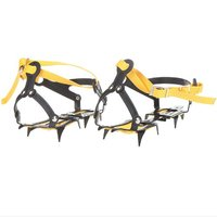 Strap Type Crampons Ski Belt High Altitude Hiking Slip Resistant 10 Crampon