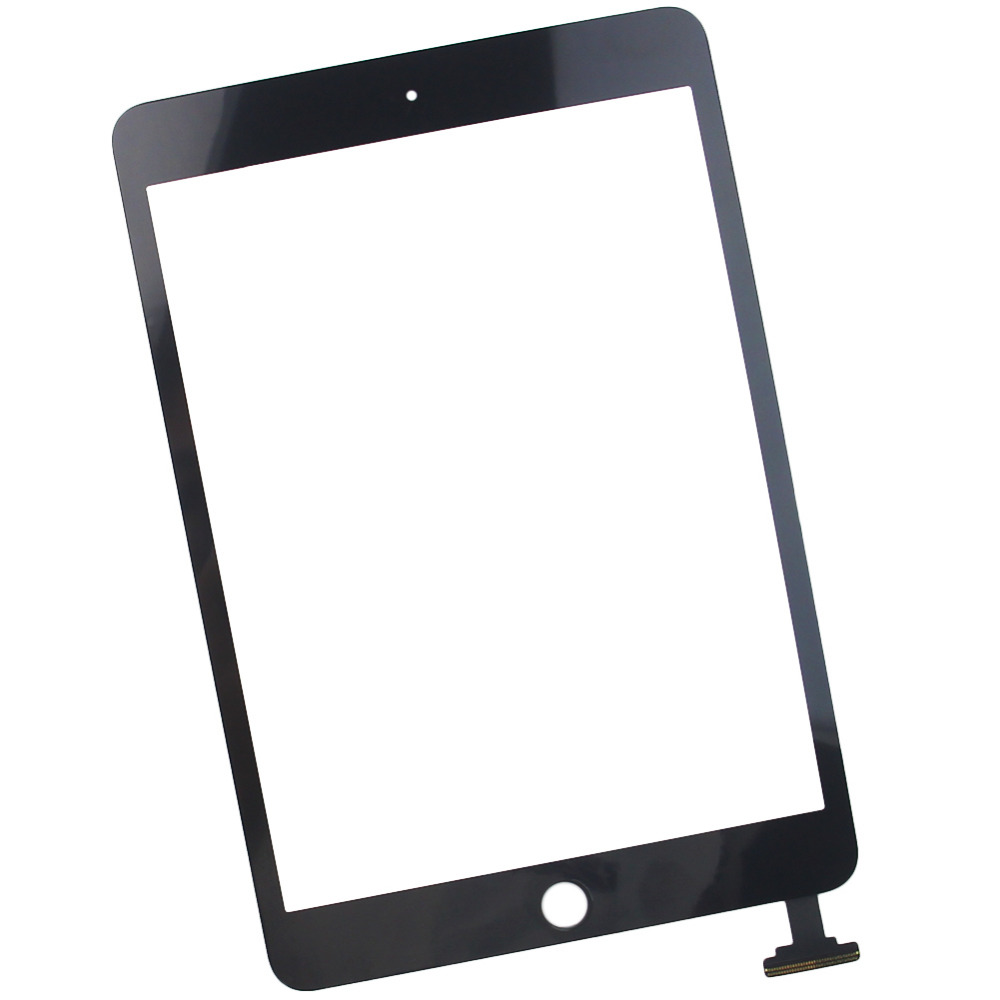 Brand New 8 Inch Black/White Touch Screen for ipad mini Glass Sensor Digitizer Replacement Free Shipping 1 pcs for iphone 4s lcd display touch screen digitizer glass frame white black color free shipping free tools