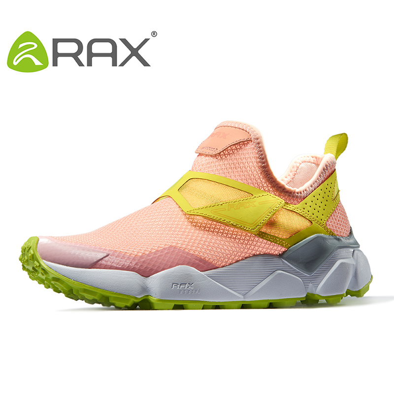 RAX Women Running Shoes Breathable Sneakers for Women Zapatos Sports Shoes  Outdoor Walking Jogging Sneakers for Women 459w free shipping candy color women garden shoes breathable women beach shoes hsa21