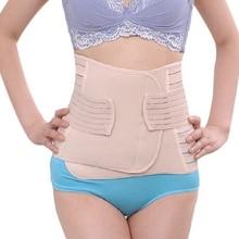 Фотография Newly Waist Back Supports Women Belly Corset Control Band Body Shaper Breathable Shapewear Waist Braces