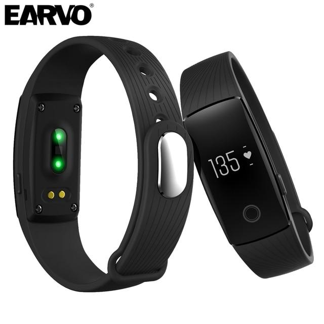 ID107 Activity Tracker Heart Rate Monitor Pedometer Cardiaco Smartband Smart Band vs Xiomi Mi Band 1s Miband 2 Smart Wristband
