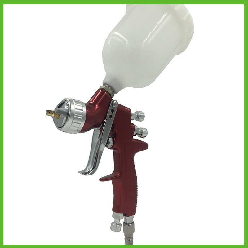 SAT0078 professional high quality pneumatic air spray paint gun spray gun for car painting machine