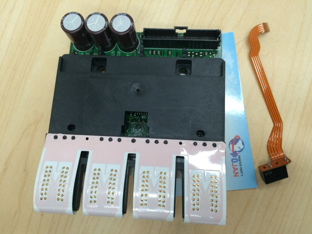 PCA Board+line Sensor 100% FIX DesignJet 430 450C Carriage Printhead board  ink plotter printer parts C4713-69039 C4713-60039