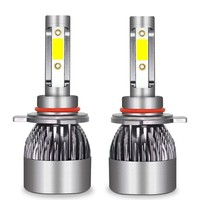 Led Headlights H4 h7 h11 Drive Modification Accessories Far And Near Light Front LED Headlights Auto Parts Car Led Light