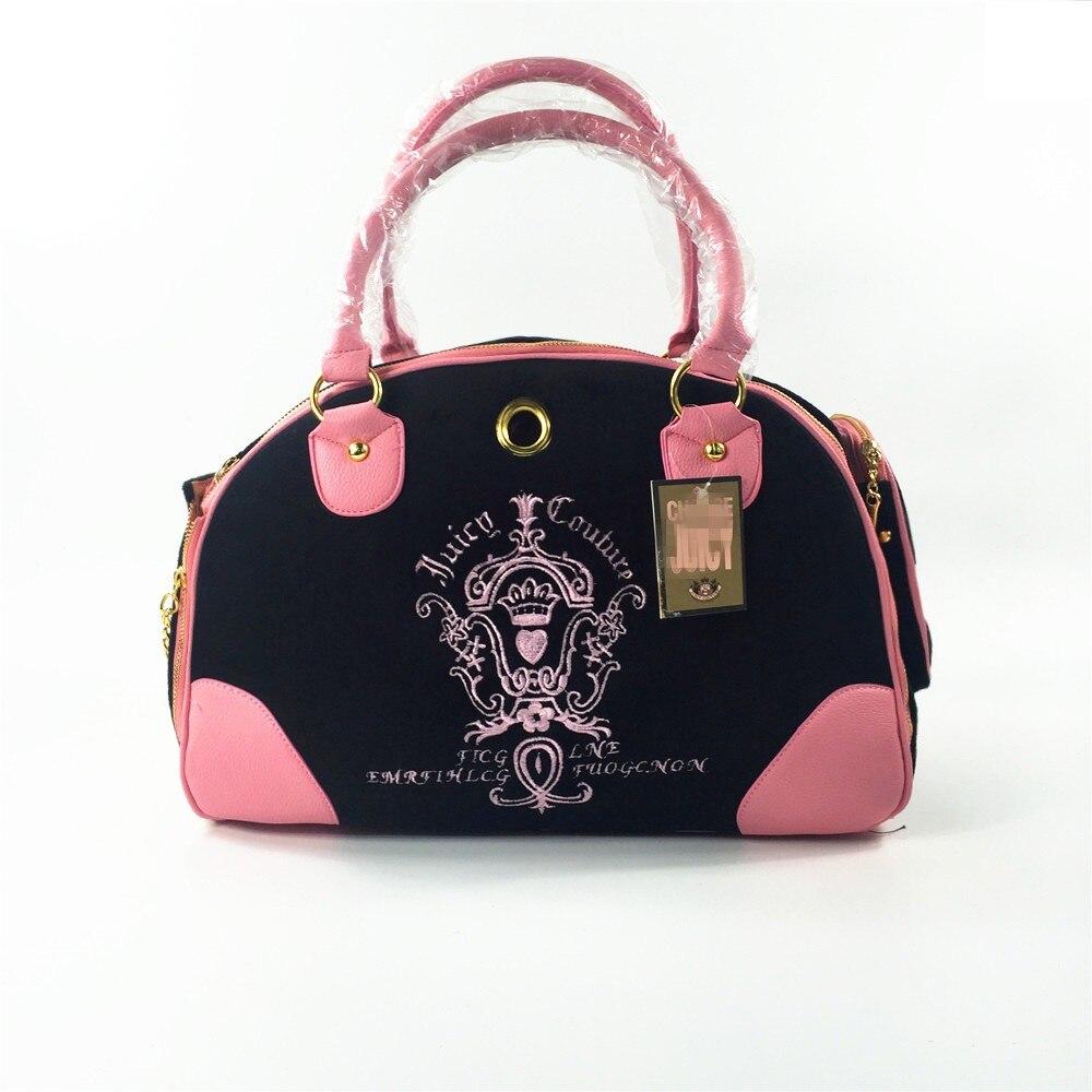 e1342caaa4 Sacs de transport de chat de transporteur de chien de luxe sac de voyage  d'animal familier avec la courroie d'épaule élingues sacs à main sac à dos  pour le ...
