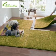 9 Colors 1Pcs Living Room Bedroom Children Kids Soft Patchwork Carpet Magic Jigsaw Splice Puzzle Climbing Baby Mat Free Shipping