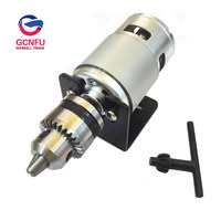 Mini Multi Function Table Saw Bench Drill Grinding Machine With 100W High Power Cutting Machine Tool
