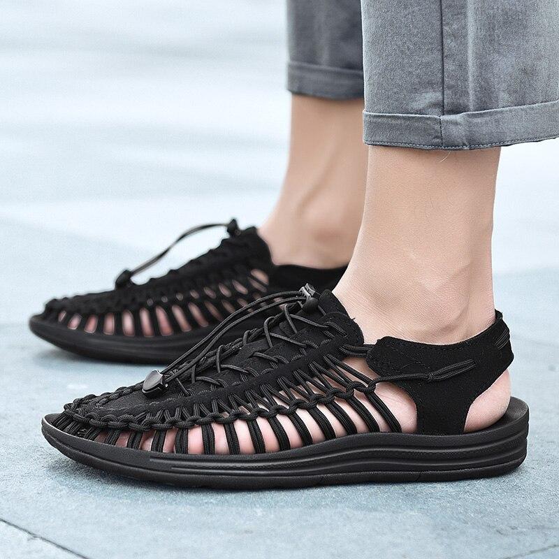 2019 haut d'été qualité 38 ~ 46 véritable cuir designer luxe chaussures décontractées camouflage hommes formation mash sport chaussure 1998