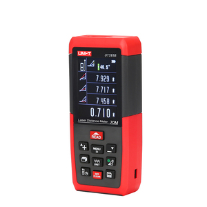 Image 5 - UNI T Laser Distance Meter USB 100m 50m 70m Rangefinder UT395A UT395B UT395C Trena a laser Profissional Tape Measure Digital