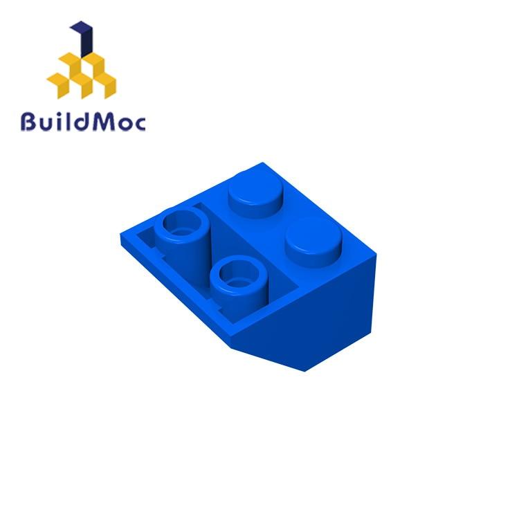 BuildMOC Compatible Assembles Particles 3660 2x2 For Building Blocks Parts DIY Educational Tech Parts Toys