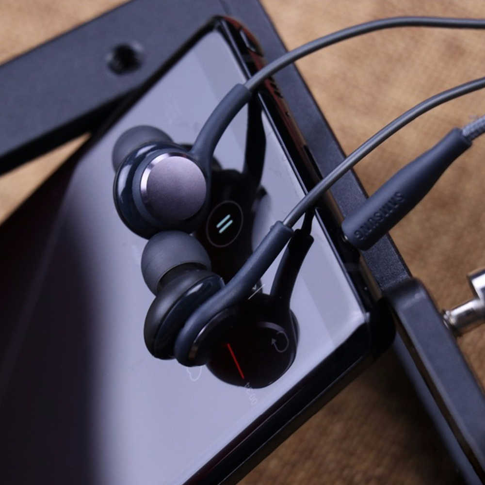 DOOLNNG Thấp Bass Trong Tai Tai Nghe Siêu Rõ Ràng Tai Nụ Tai Nghe Tiếng Ồn cô lập Earbud Cho iphone 6 Xiaomi Samsung S8 S8 + lưu ý 8