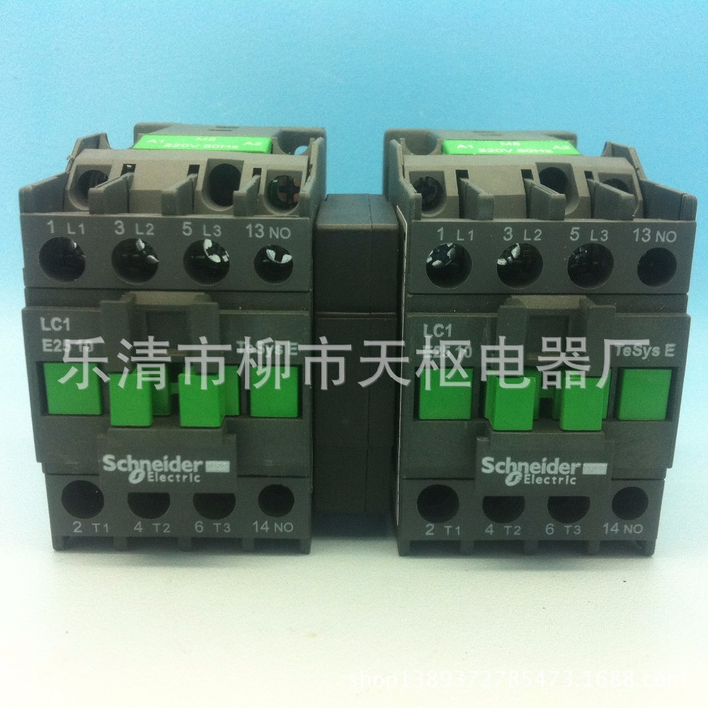 Schneider Electric Lighting Contactor Wiring Diagram Schneider