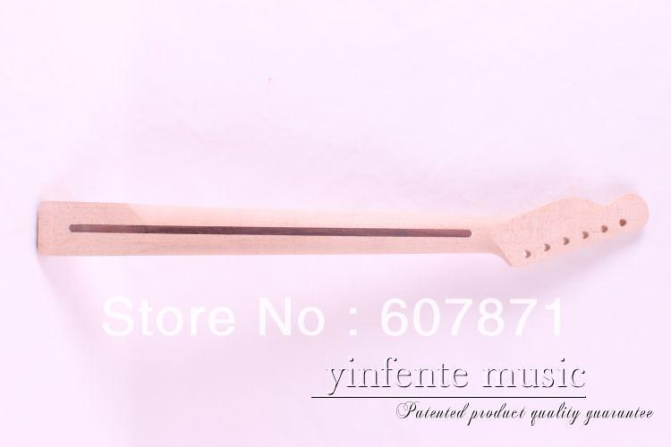 New high quality Unfinished electric guitar neck  maple made and  maple fingerboar бусы из янтаря леди 2