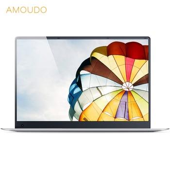 15.6 cal 4 GB pamięci Ram 64 GB eMMC Windows 10 System 1920X1080 P ekran FHD IPS Intel Atom z8350 Quad Core Laptop Notebook komputer