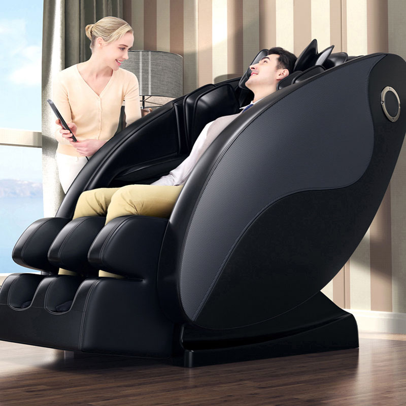 New Style Massage Chair Fully Automatic Home Small Space Capsule Body Function Bluetooth Speaker Massage Sofa