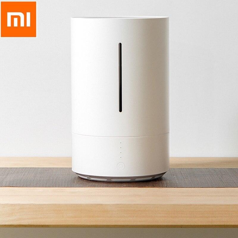 Xiaomi 2018 Оригинал Smartmi UV Испарительный Увлажнитель для вашего дома Air dampener бактерицидные стерилизации Цзя приложение управление купить на AliExpress