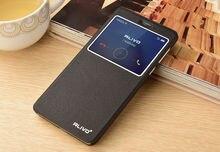 Huawei honor 6x Случая Высокого Качества PU Кожаный Чехол Для huawei honor 6x Флип Крышка ALIVO Марка #0322