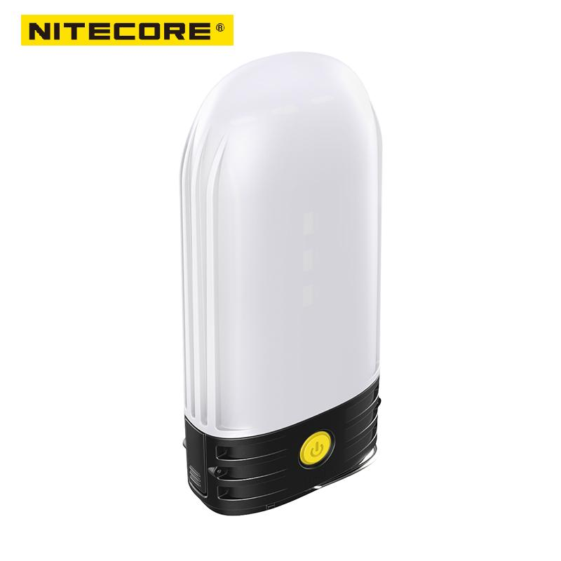 Image 3 - NITECORE LR50 Rechargeable Camping Lantern & Power Bank 9x High CRI LEDs 250 Lumens Uses 2x18650 or 4xCR123A batteries-in Portable Lighting Accessories from Lights & Lighting