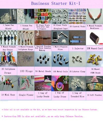 Rice Starter Kit Rice jewelry Starter Kit Diy By yourself все цены